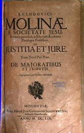 De justitia et Jure, in sex tomis divisa