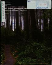 Olympic National Park (N.P.), General Management Plan: Environmental Impact Statement, Volume 1