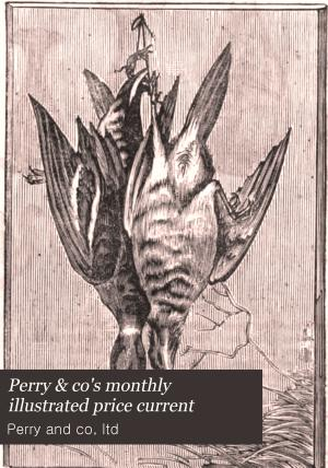 Perry   co s monthly illustrated price current