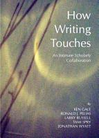 How Writing Touches PDF