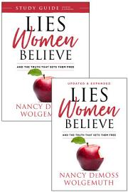 Lies Women Believe Lies Women Believe Study Guide  2 Book Set