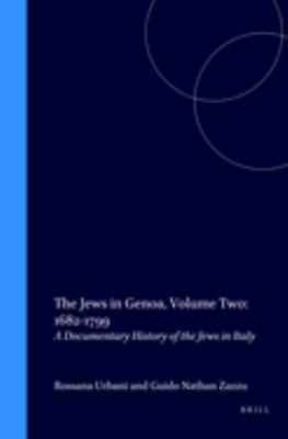 The Jews in Genoa