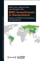 BRIC Investitionen in Deutschland PDF