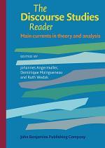 The Discourse Studies Reader