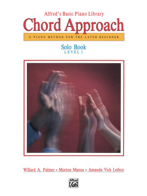 Alfred s Basic Piano  Chord Approach Solo Book 1