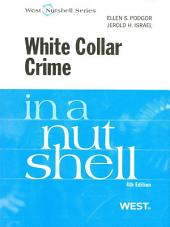 Podgor and Israel's White Collar Crime in a Nutshell, 4th: Edition 4
