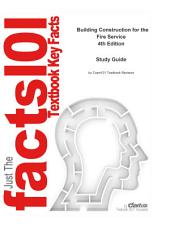 Building Construction for the Fire Service: Emergency services, Firefighting, Edition 4