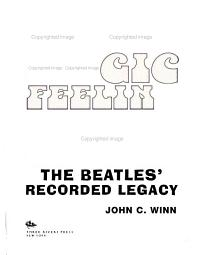 The Beatles  Recorded Legacy  That magic feeling  1966 1970 PDF