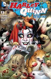 Harley Quinn (2013-) #2