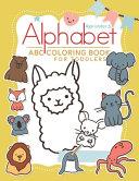 Alphabet Coloring Book Under 5