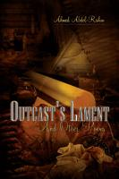 Outcast s Lament and Other Poems PDF