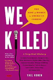 We Killed Book