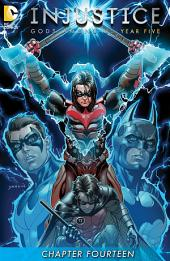 Injustice: Gods Among Us: Year Five (2015-) #14