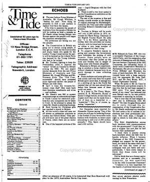 Time   Tide PDF
