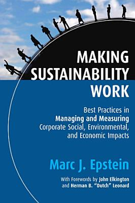 Making Sustainability Work PDF