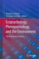 Ecopsychology  Phenomenology  and the Environment