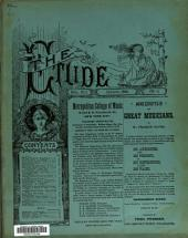 Etude: Volume 13, Issue 3