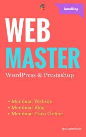 WebMaster: WordPress & Prestashop [edisi bundling]