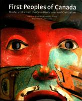 First Peoples of Canada PDF