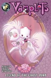 Vamplets: The Undead Pet Society #1: Issue 1