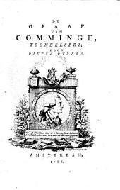 Tooneel- en dichtwerken van Pieter Pypers: Volume 7