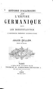 Histoire d'Allemagne: Volume4
