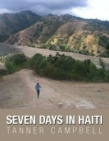 Seven Days In Haiti PDF