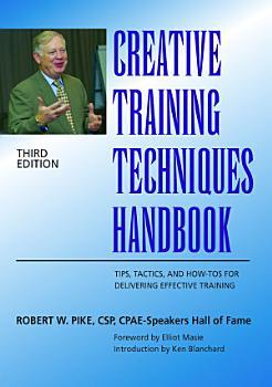 Creative Training Techniques Handbook PDF
