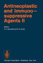 Antineoplastic and Immunosuppressive Agents: Part 2