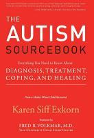 The Autism Sourcebook PDF