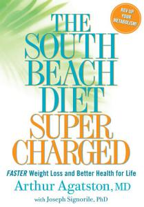 The South Beach Diet Supercharged Book