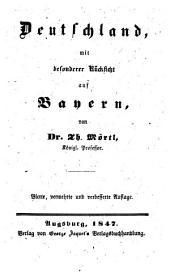 Geographie für die lateinischen Schulen in Bayern: Band 2