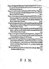Vida y milagros del ilustrmo ... Tomas de Villanueva arçobispo de Valencia, del Orden de San Agustin ...