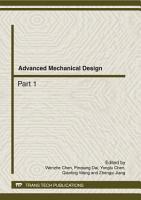 Advanced Mechanical Design