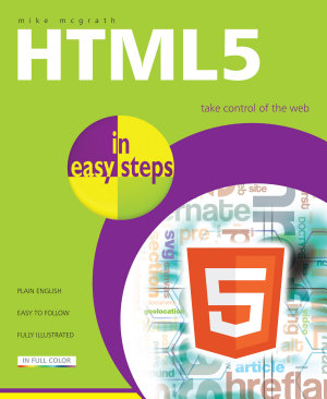 HTML5 in easy steps PDF