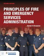 Principles of Fire and Emergency Services Administration Includes Navigate Advantage Access