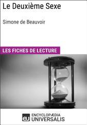 Le Deuxième Sexe de Simone de Beauvoir: Les Fiches de lecture d'Universalis