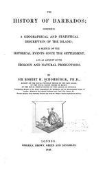 The History Of Barbados Book PDF