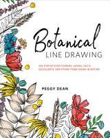 Botanical Line Drawing PDF
