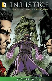 Injustice: Gods Among Us: Year Three (2014-) #10