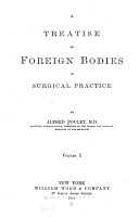 A Treatise on Foreign Bodies in Surgical Practice PDF