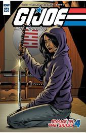 G.I. Joe: A Real American Hero #233