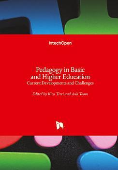 Pedagogy in Basic and Higher Education PDF