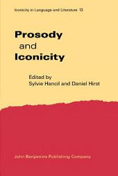 Prosody and Iconicity