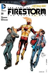 The Fury of Firestorm: The Nuclear Man (2011-) #20