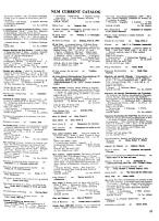 National Library of Medicine Current Catalog PDF