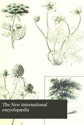 The New International Encyclopædia: Volume 6