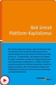 Plattform Kapitalismus PDF