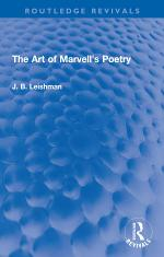 The Art of Marvell's Poetry