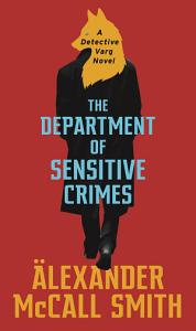 The Department of Sensitive Crimes Book